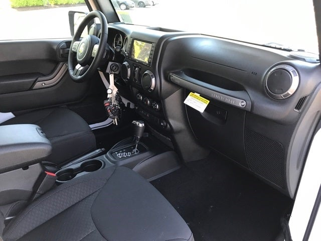2018 Jeep Wrangler Unlimited WRANGLER JK UNLIMITED SPORT S 4X4 In  Gaithersburg, MD   Criswell