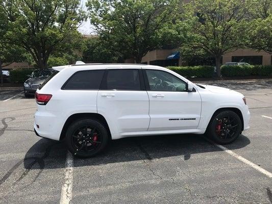 2018 Jeep Grand Cherokee Srt >> 2018 Jeep Grand Cherokee Srt