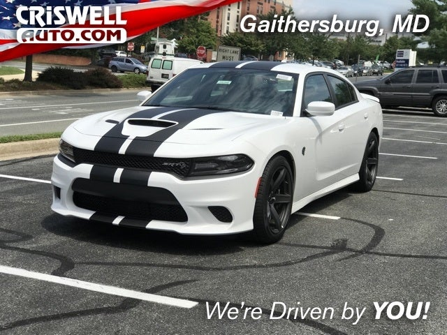 The 2018 Dodge Charger Srt Hellcat In Gaithersburg Md At Criswell Chrysler Jeep Ram Fiat