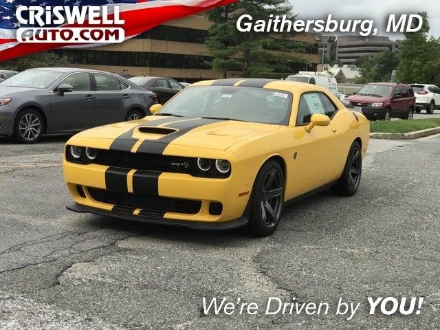 2018 Dodge Challenger >> Shop The 2018 Dodge Challenger Srt Hellcat In Gaithersburg Md At