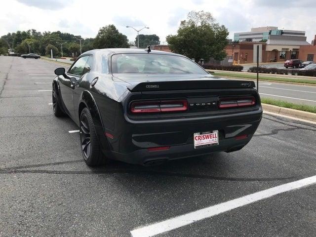 2018 Dodge Challenger Srt Hellcat Widebody Gaithersburg Md