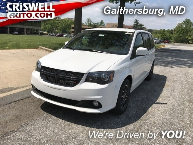 The 2018 Dodge Grand Caravan Sxt In Gaithersburg Md At Criswell Chrysler Jeep Ram Fiat