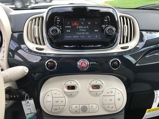 2018 Fiat 500 Lounge