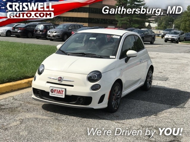 Fiat 500 Pop >> Shop The 2018 Fiat 500 Pop In Gaithersburg Md At Criswell Chrysler