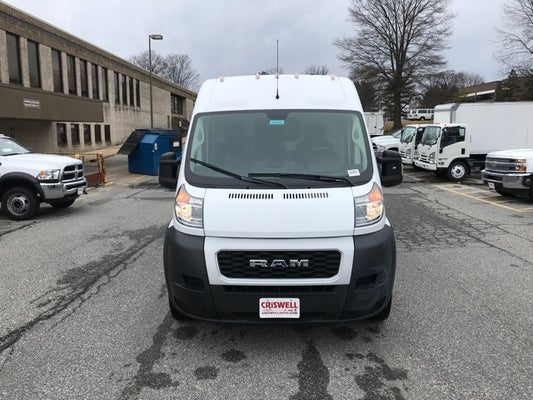 Shop the 2019 RAM ProMaster 2500 High Roof 159 WB in