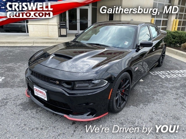 Shop The 2020 Dodge Charger Scat Pack Rwd In Gaithersburg Md At Criswell Chrysler Jeep Dodge Ram Fiat